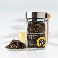 Beneficial Sips | VIVAIODAYS Zhena's Gypsy Tea ORGANIC DOUBLE VANILLA WHITE TEA JAR $12.99