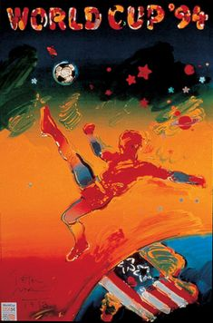World Cup 1994 USA Official Poster