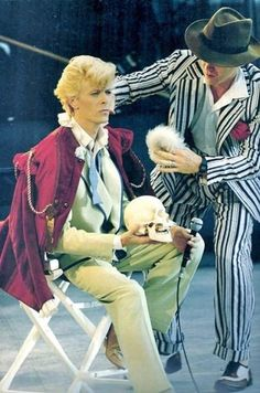 David Bowie - Diamond Dog Tour 1974☇