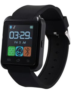 AMPM24 Smart Watch SMW001 Bluetooth Touch Screen for Android OS and IOS Smartphone WristWatch Black Silicone Band   * Pls note that: Apple phone can't download the APP. While Apple phone can be connected to Read  more http://themarketplacespot.com/ampm24-smart-watch-smw001-bluetooth-touch-screen-for-android-os-and-ios-smartphone-wristwatch-black-silicone-band/