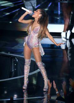"Ariana Grande - ""Break Free"" performance from the 2014 MTV VMAs"