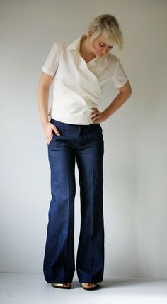 Running With Scissors: Womens looks kind of business casual~