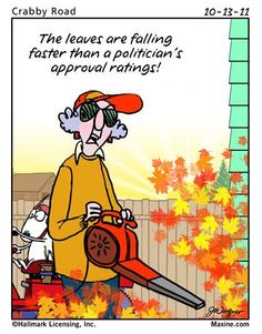 ...an autumn joke...or is it? haha!