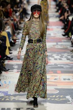 Christian Dior Autumn/Winter 2018 Ready-To-Wear Collection
