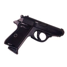 James Bond's weapon of choice, the Walther PPK, is the same model of gun that Adolph Hitler used to kill himself on April International Spy Museum, Spy Gadgets, James Bond, American Made, Hand Guns, Shops, Pistols, Amazon, Fingers