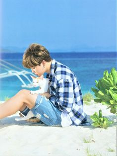 [SCAN] BTS SUMMER PACKAGE © chocojjinpang_v