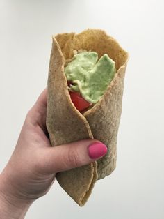 Enjoy your Taco evenings with this Dairy- and Gluten Free Low Carb Tortilla!