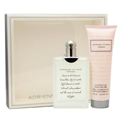Adrienne Vittadini Venezia Gift Set for Women (Eau De Parfum Spray, Cooling Gel) by Adrienne Vittadini. Save 28 Off!. $60.99. Venezia Perfume for Women Gift Set ( Eau De Parfum Spray 1.7 Oz / 50 Ml + Hydrating Cooling Gel 2.5 Oz / 75 Ml ). We offer many great sales and discounts making this fragrance cheaper than at department stores.. Gift Set ( Eau De Parfum Spray 1.7 Oz / 50 Ml + Hydrating Cooling Gel 2.5 Oz / 75 Ml ) for Women. Packaging for this product may vary from that shown in...