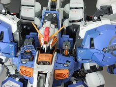 LED G's G-System 1/35 Ex-S Gundam: PhotoReview No.33 Hi Resolution Images http://www.gunjap.net/site/?p=284814