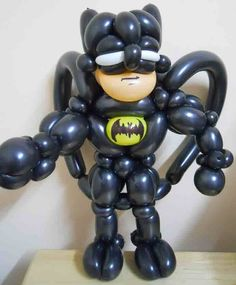 Ballon Animals, Animal Balloons, Balloon Face, Creepy Art, Superhero Party, Balloon Decorations, Projects To Try, Kid Bedrooms, Babies Clothes