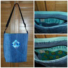 Riflová taška pro dceru kolegyně.