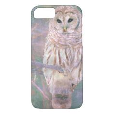 Barred Owl Pastel Oilpainting  Barred Owl Pastel Oilpainting      $38.85   by  Tannaidhe  http://www.zazzle.com/barred_owl_pastel_oilpainting-179511113680833395