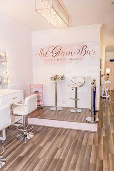 Beauty Room Salon, Beauty Room Decor, Hair Salon Interior, Beauty Studio, Interior Design Gallery, Interior Design Software, Salon Interior Design, Boutique Interior, Studio Interior
