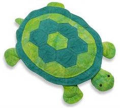 Turtle Sewing Pattern, PDF format. $7.00, via Etsy.