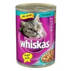 WHISKAS TON BALIKLI YETİŞKİN KEDİ KONSERVESİ 400 GR  #kedi Dog Food Recipes, Pets, Tableware, Glass, Animals And Pets, Dinnerware, Drinkware, Dishes, Dog Recipes