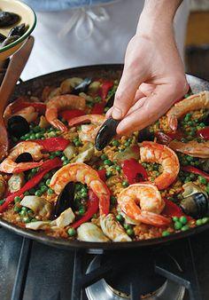 The Principles of Paella   SAVEUR