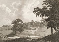 View at Rose Hill; Dayes from a Sketch by John Hunter Published October by I. An Historical Journal of the Transaction at Port Jackson and Norfolk Island, John Hunter Durham Castle, First Fleet, Botany Bay, Visit Wales, Places Of Interest, Historical Pictures, Sydney Australia, Old Photos, Night Life