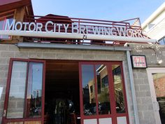 Motor City Brewing Works | 470 W Canfield St, Midtown Detroit