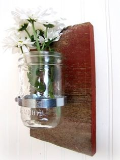 Creative ideas with mason jars!
