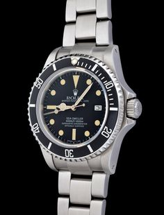 ThingsLooksGood - Vintage Rolex Sea Dweller Ref 16660, 1983