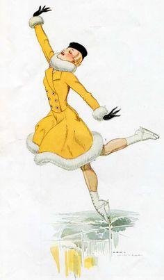 Illustration by René Vincent