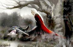 Battle of Dagorlad the death of Oropher ( http://pelegrin-tn.deviantart.com/gallery/ )