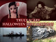 13 DIY Halloween Decorations That Are Truly Terrifying