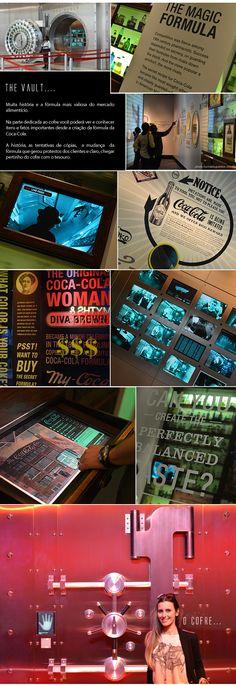 The World of Coca Cola em Atlanta