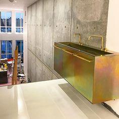 Concrete, Ceramics & Chromatization