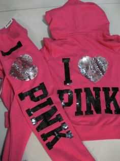 Did i mention im obsessed! Love Pink Clothes, Hot Clothes, Spring Clothes, Winter Clothes, Winter Outfits, Victoria Secret Outfits, Victoria Secret Pink, Pink Outfits, Cute Outfits