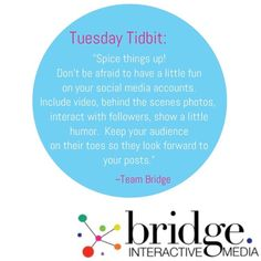 If you're a snooze, you lose!  Keep your content interesting and be sure to interact with your followers. #tuesdaytidbits #socialmedia #marketing #branding #digital #sugarandspice #connectwithyourclients #bridgeinteractivemedia #socialmediaquotes