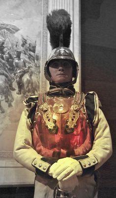 https://flic.kr/p/8kKRHC | Carabinier 1er Empire - Musée de L'Emperi - Salon de Provence - France |
