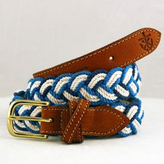 Guilford's Obedagget Docks belt, Kiel James Patrick, $88