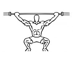 View our Overhead Squat exercise guide filled with detailed instructions and pictures. Leg Workouts For Mass, Best Leg Workout, Leg Workout At Home, Workout Log, Squat Workout, Muscle Building Workouts, Workout Guide, At Home Workouts, Compound Leg Exercises
