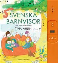 Svenska Barnvisor : urval, piano och munspel