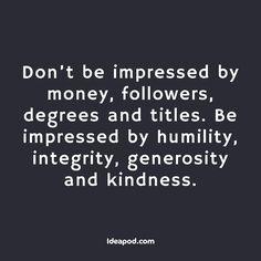 Values matter #ideas #values #quote
