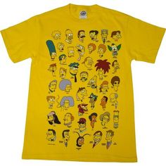 Simpsons Cast of Characters Multi Head Men's T-Shirt, http://www.amazon.com/dp/B0015MU14C/ref=cm_sw_r_pi_awd_xj2gsb0CP41C6