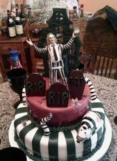 What I want for my next birthday cake
