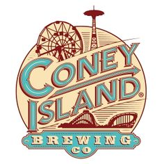 Coney Island Brewing Company brews craft beer and craft hard soda inspired by the spirit and flavors of Coney Island. Visit our brewery in Brooklyn, NY. Coney Island Amusement Park, Island Tattoo, Motorcycle Paint Jobs, Aquarium, New York City Travel, Carnival Themes, Entrance Design, Tourist Information, Parking Design