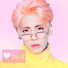 I would kill Jonghyun for his glasses