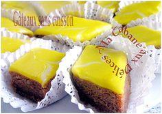 Recette facile de gâteaux sans cuisson