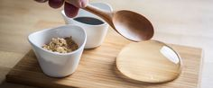 Now the real question is, does the Raindrop Cake actually taste good? (by Darren Wong, at Smorgasburg in Brooklyn NY)