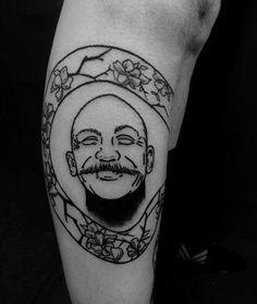 Bronson tattoo