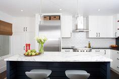 modern kitchen by Regan Baker Design