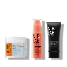 Selfie Ready Essentials   Skincare Kits & Gifts   Nip + Fab