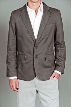 G. Assembly Grey Blazer