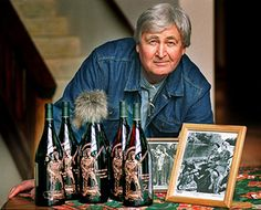 Fess Parker in 1995 (Los Angeles Times) Parker now serves as spokesman for the Fess Parker Winery and Vineyard in the Santa Ynes Valley in Santa Barbara, California. The winery's first vintage appeared in 1992, and its products have attracted favorable reviews in wine periodicals. Bottles of Fess Parker chardonnay, Riesling, pinot noir, merlot, and syrah—with tiny coonskin caps on their labels.
