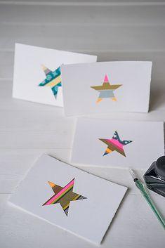 Adventssause bei sannimade, Türchen No. 9 mit glasklar+kunterbunt - Weihnachtskarte