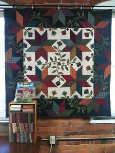 Mocha Stars by Martingale | That Patchwork Place, via Flickr
