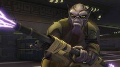 Star Wars Rebels: Zeb